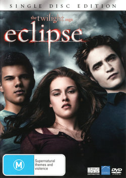The Twilight Saga: Eclipse (Single Disc Edition)