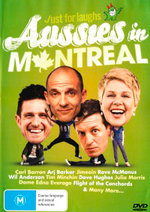 Just For Laughs: Aussies In Montreal