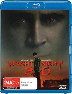 Fright Night 3D (2011) (3D Blu-ray)