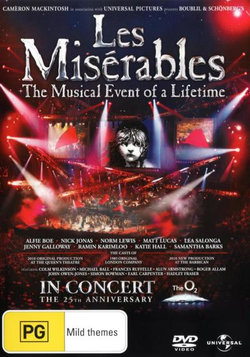 Les Miserables (2010): The Musical Event of a Lifetime (In Concert: The 25th Anniversary)