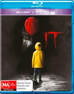 It (2017) (Blu-ray/UV)