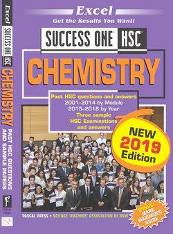 Excel Success One HSC Mathematics 2019 Edition   Angus