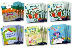 Oxford Reading Tree Story Sparks - Oxford Level 3