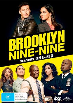 Brooklyn Nine-Nine: Seasons 1 - 6