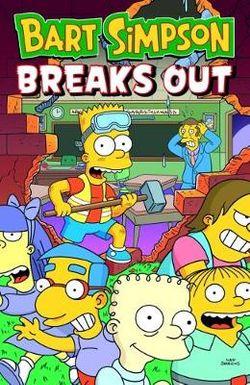 Bart Simpson - Breaks Out
