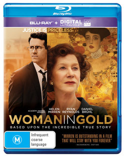 Woman in Gold (Blu-ray/UV)