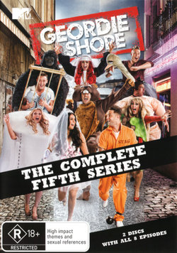Geordie Shore: Series 5