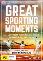 Great Sporting Moments (Includes Bonus Series Sporting Mavericks)