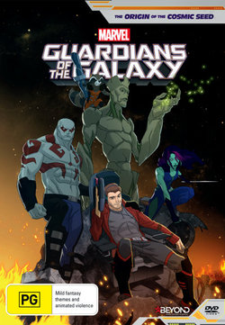 Guardians of the Galaxy (2015): The Origin of the Cosmic Seed