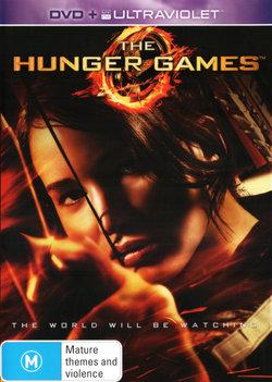 The Hunger Games (DVD/UV)
