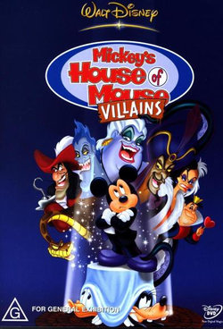 Mickey's House of Mouse Villains