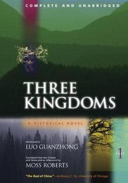 Three Kingdoms, A Historical Novel