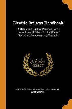 Electric Railway Handbook