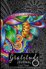 Gratitude Journal: Colorful Butterfly