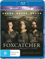Foxcatcher (Blu-ray/UV)