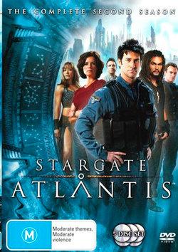 Stargate: Atlantis - Season 2