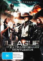 League Of Extraordinary Gentlemen, The - One-Disc Edition (DTS)