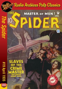 The Spider eBook #19