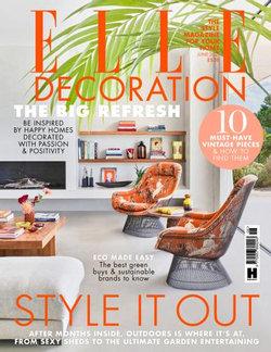 Elle Decoration (UK) - 12 Month Subscription