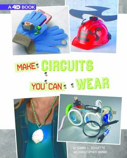 Make Circuits You Can Wear