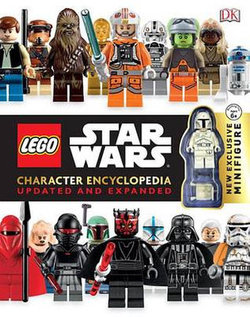 LEGO Star Wars Character Encyclopedia: Updated and Expanded