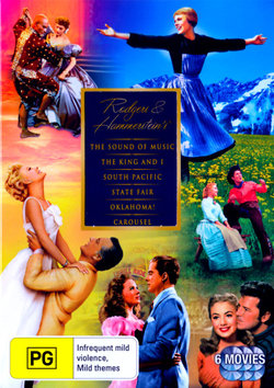Rodgers & Hammerstein's (The Sound of Music / The King and I / South Pacific / State Fair / Oklahoma! / Carousel)