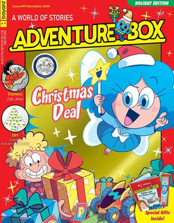 AdventureBox - 12 Month Subscription