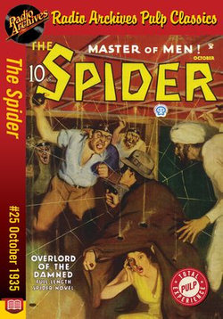 The Spider eBook #25