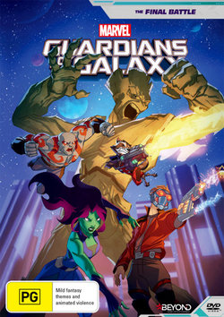 Guardians of the Galaxy (2015): The Final Battle
