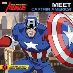 The Avengers: Earth's Mightiest Heroes! Meet Captain America
