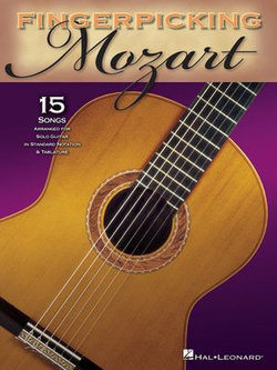 Fingerpicking Mozart (Songbook)