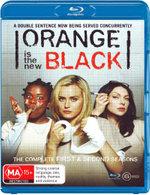 Orange is the New Black: Seasons 1 & 2