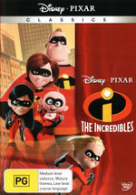 The Incredibles (Disney Pixar Classics)