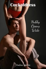 Cuckoldress: Hubby Opens Wide