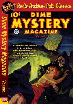 Dime Mystery Magazine - Volume 1