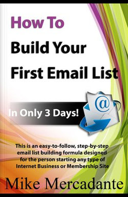 How To Build Your First Email List In Only 3 days