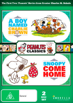 Peanuts Classics (A Boy Named Charlie Brown / Snoopy Come Home)