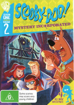 Scooby-Doo!: Mystery Incorporated (Season 1 Volume 2)