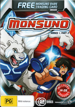 Monsuno: Series 1 Part 2 (with GWP)