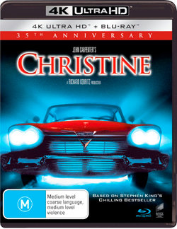 Christine (1983) (John Carpenter's) (35th Anniversary) (4K UHD / Blu-ray)