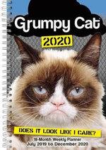 Grumpy Cat 2020 Weekly Diary Planner