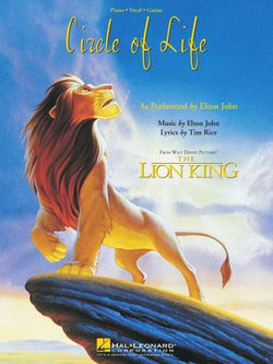 Circle of Life from The Lion King (Sheet Music)