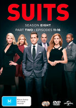 Suits: Season 8 - Part 2