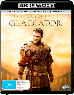 Gladiator (4K UHD / Blu-ray / Digital)