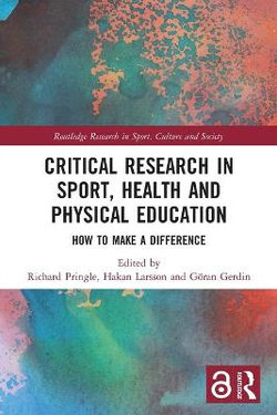 Critical Research in Sport Health and Physical Education