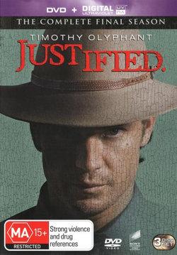 Justified: The Final Season (Season 6) (DVD/UV)