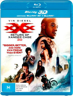 xXx: Return of Xander Cage 3D (3D Blu-ray/Blu-ray)