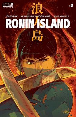 Ronin Island #3
