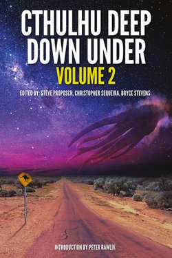 Cthulhu Deep Down Under Volume 2