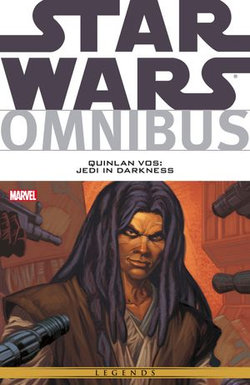 Star Wars Omnibus Quinlan Vos Jedi in Darkness